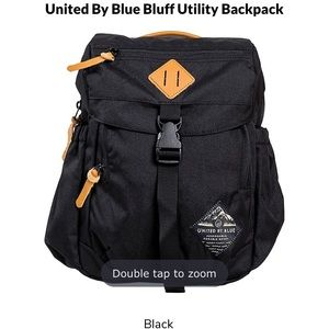 united by blue Bags - United by blue backpack